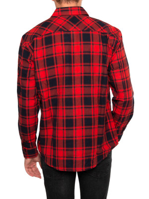 Stan flanell shirt check 3 - invisable