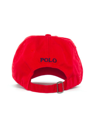 Polo relay hat red 3 - invisable