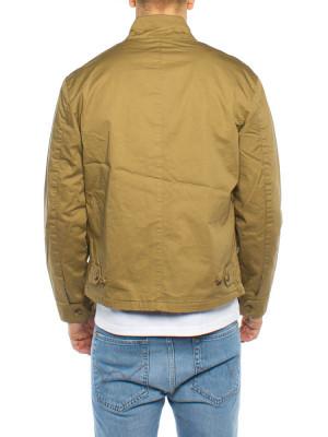 Barracuda jacket khaki 3 - invisable