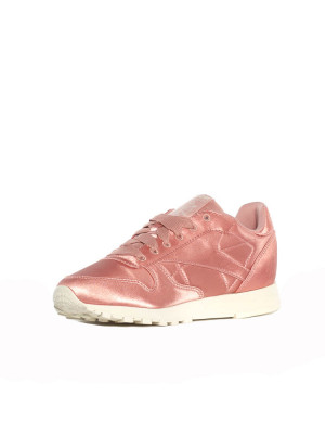 Club leather sneaker chalk pink 3 - invisable