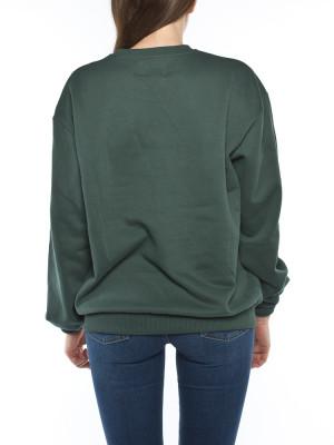 Porto sweatshirt jungle green 3 - invisable