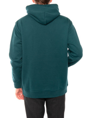 Classic hoody ca4 green 3 - invisable
