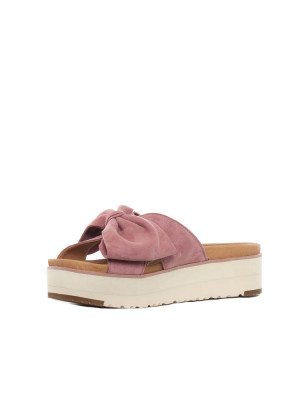 Joan sandals pink dawn 3 - invisable