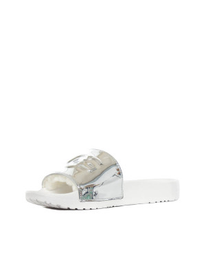 Royale sandals silver 3 - invisable