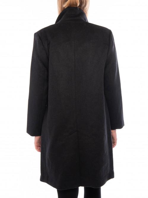 Thilda coat 11096 grey mel