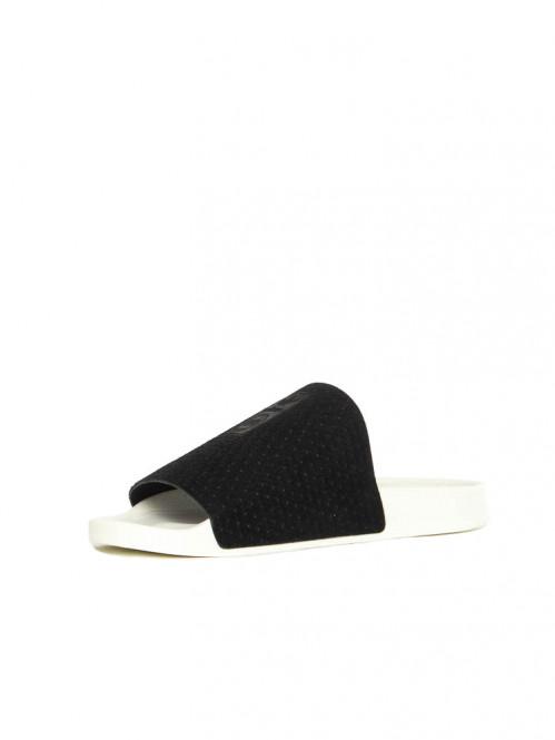 Adilette luxe w core black