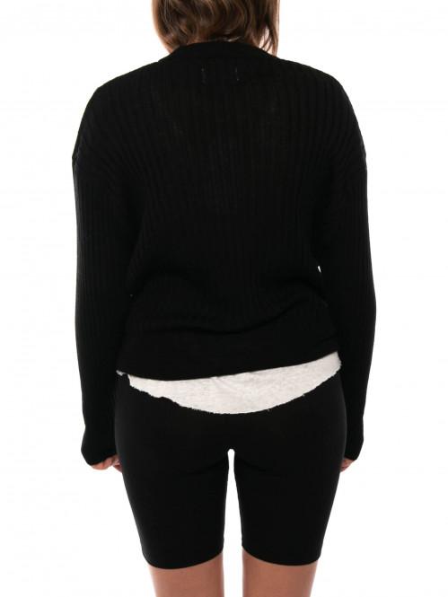 Becca pullover pirate black