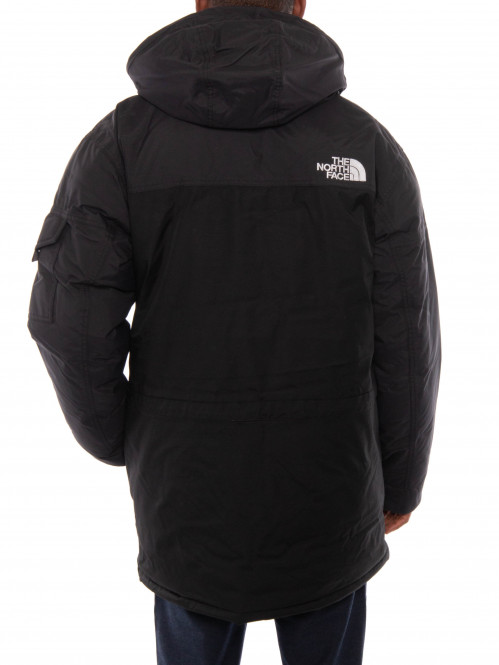 Mc Mundo parka black