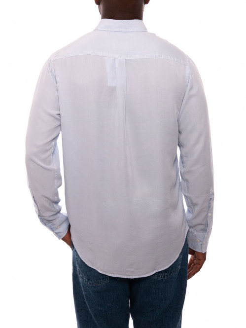 Levon bd shirt ice blue