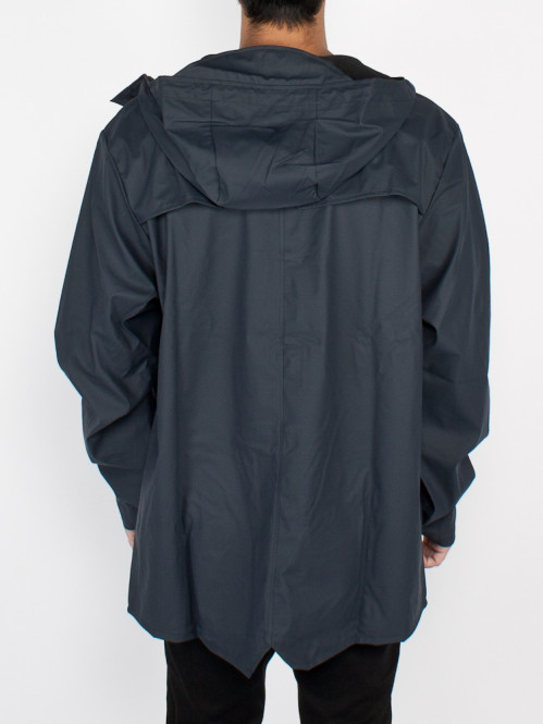 Rain jacket dark blue