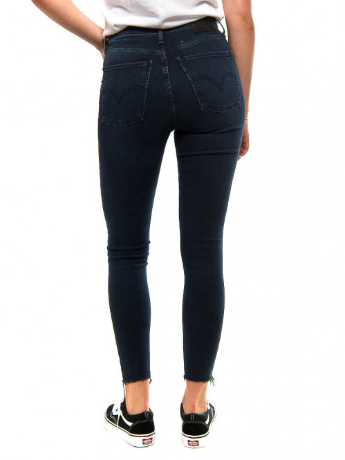 Mile high skinny jeans rogue wave