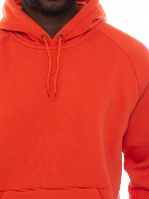 Hooded chase sweater brick 4 - invisable