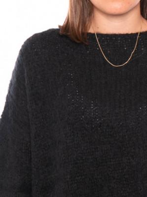 Boo pullover 270b noir 4 - invisable