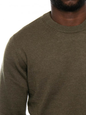 Gees knit pullover deep depth 4 - invisable