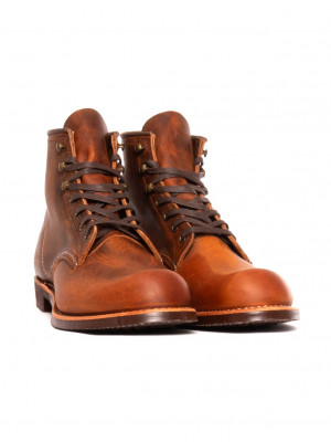 Blacksmith boots copper rough 4 - invisable
