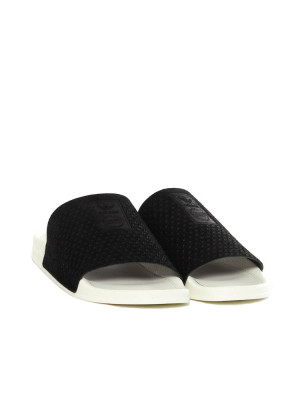 Adilette luxe w core black 4 - invisable