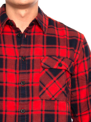 Stan flanell shirt check 4 - invisable