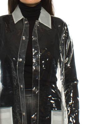 Limited raincoat mackintosh transparent 4 - invisable