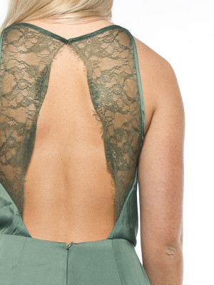Willow dress duck green 4 - invisable