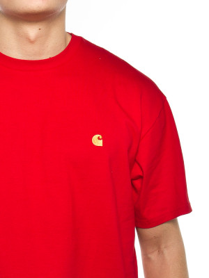 Chase tee red 4 - invisable
