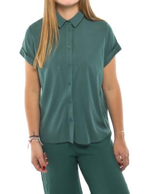 Majan ss shirt mallard green 4 - invisable