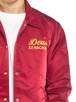 Sunny coach jacket rumba red 4 - invisable