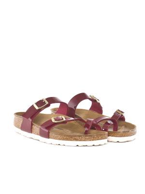 Mayari sandals bordeaux 4 - invisable