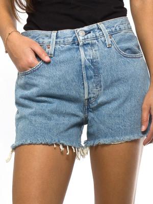 501 shorts high rise flat broke 4 - invisable