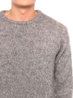Zapitown pullover argent chine 4 - invisable