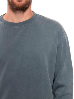 Pafwood sweatshirt  bleue vintage 4 - invisable
