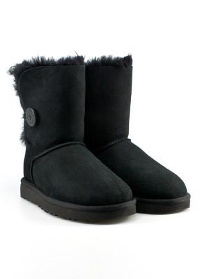 Bailey button boots black 4 - invisable