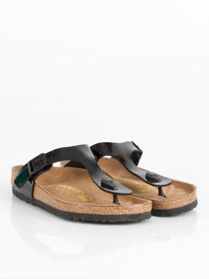 Gizeh sandals black lack 4 - invisable