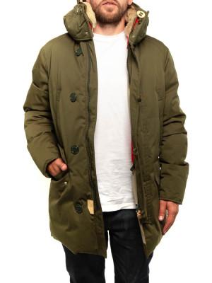 Boulder jacket m055 military o 4 - invisable