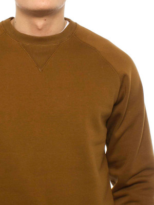 Chase sweater brown 4 - invisable