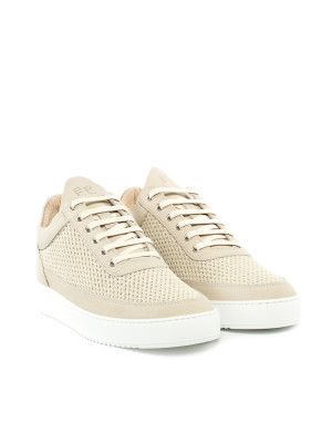 Low top ripple mesh sneaker nude 4 - invisable