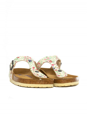 Gizeh sandals meadow flowers 4 - invisable