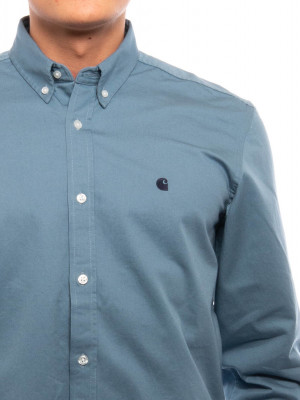 Madison shirt cold blue 4 - invisable