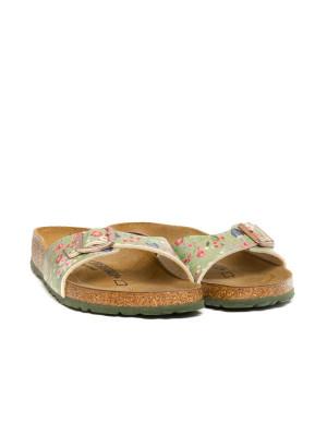 Madrid sandals meadow flowers khaki 4 - invisable