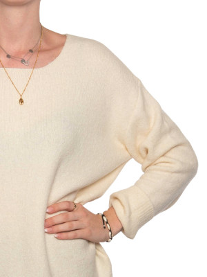 Mille pullover creme 4 - invisable