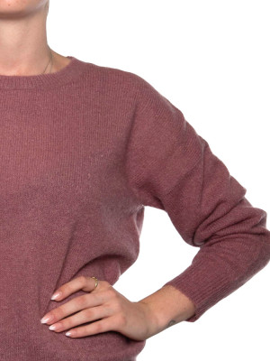 Femme pullover mohair dusky orchid 4 - invisable
