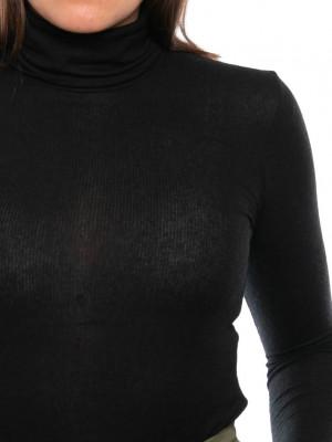 Pavo longsleeve turtleneck black 4 - invisable