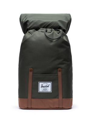 Retreat backpack dk olive 4 - invisable