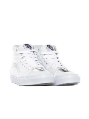 Sk8 hi sneaker true white 4 - invisable