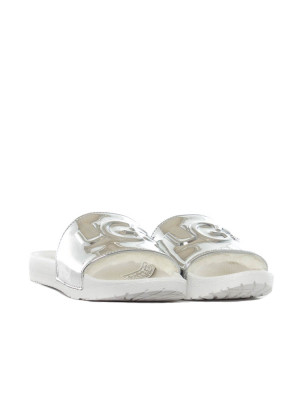 Royale sandals silver 4 - invisable