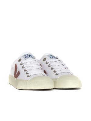 Wata canvas sneaker white dried pel 4 - invisable