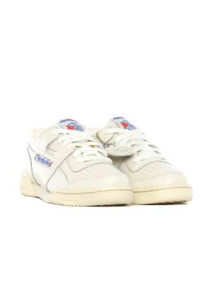 Workout plus 1987 snealer chalk paper 4 - invisable