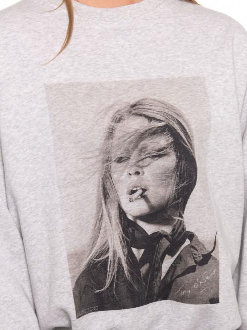 Ramona sweatshirt grey mel