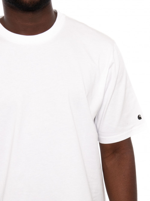 Base T-Shirt white S