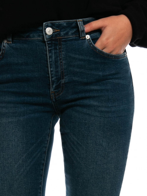 Kate lux ancle jeans mid blue