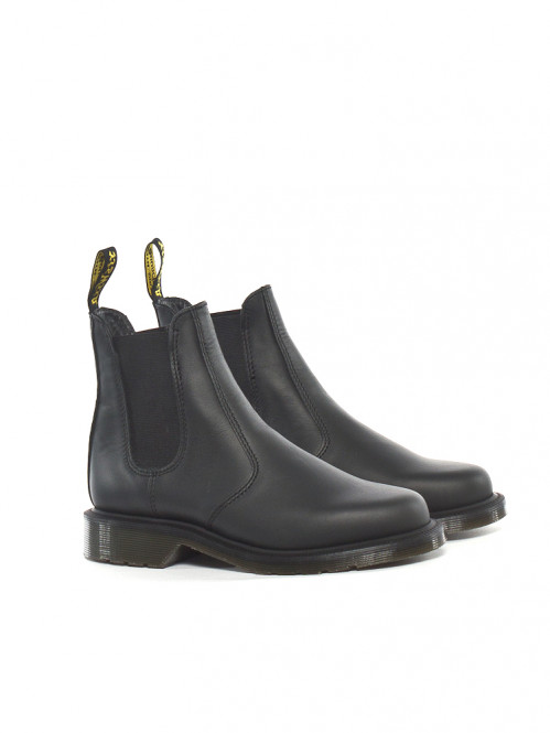 Laura chelsea boots black